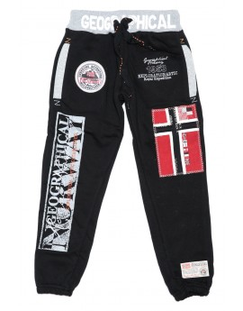 Jogging Enfant Geographical Norway Myer Noir