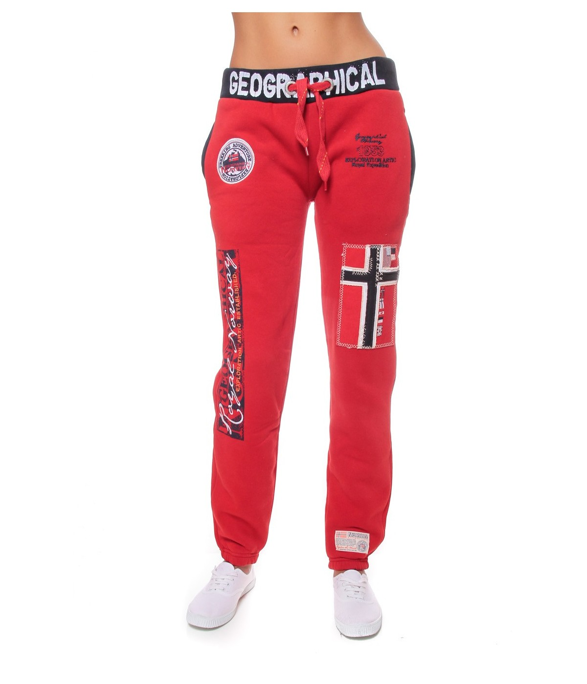 Jogging Femme Geographical Norway Myer Rouge