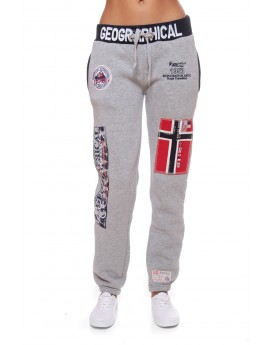 Jogging Femme Geographical Norway Myer Gris Clair