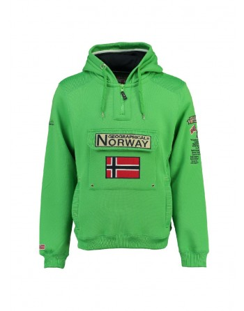 Sweat Geographical Norway Gymclass Vert