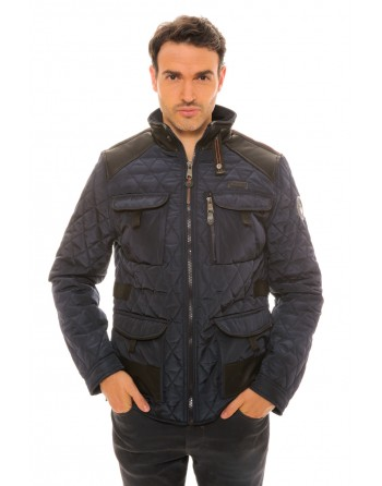 Doudoune Geographical Norway Alfy Marine