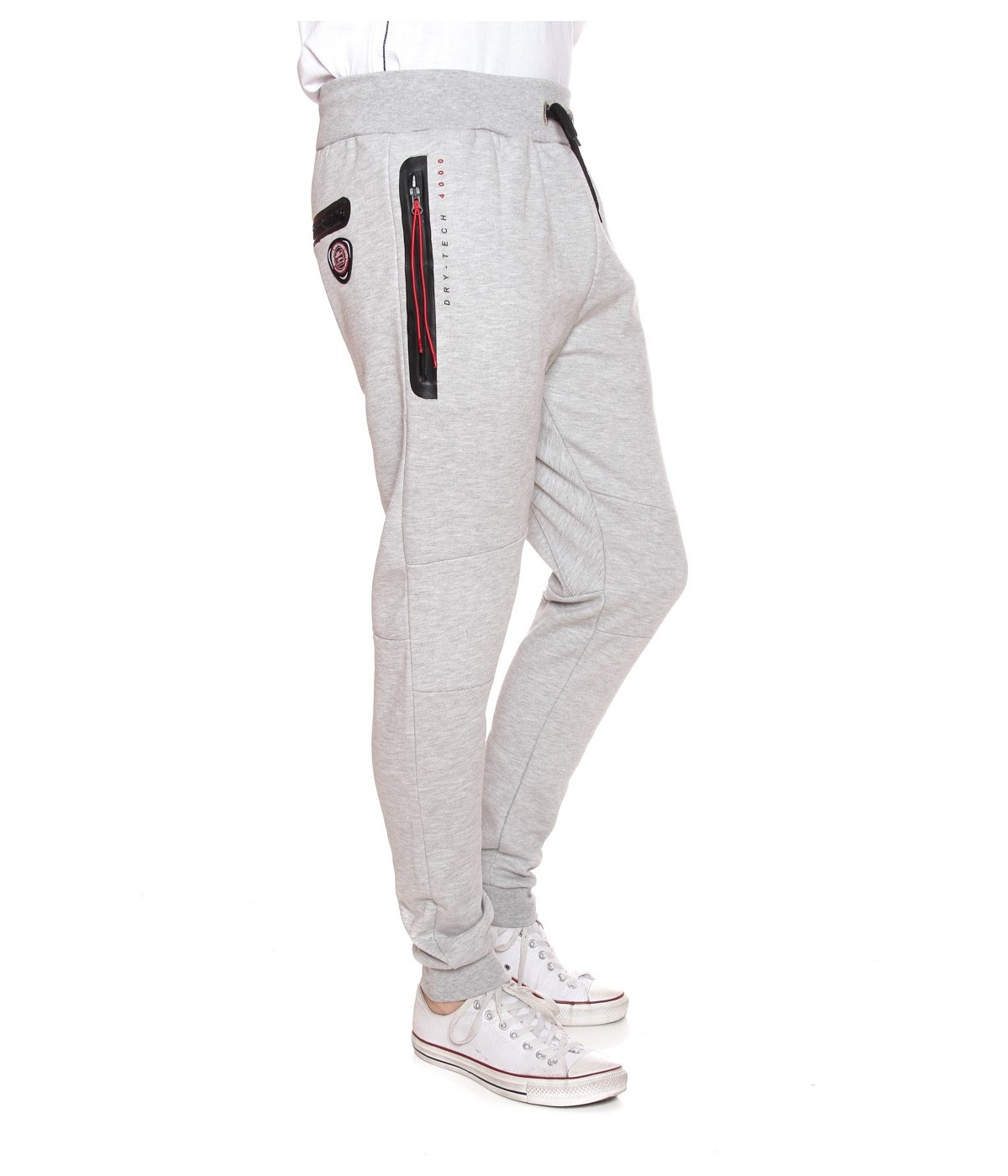 Jogging Geographical Norway Mobal Gris Clair