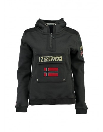 Sweat Geographical Norway Gymclass Gris