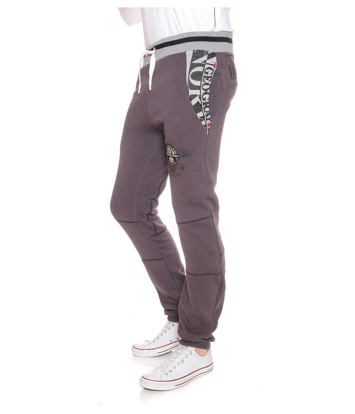 Jogging Geographical Norway Mazziano Gris