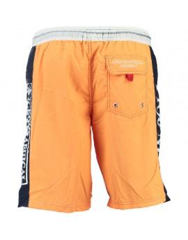Maillot de Bain Geographical Norway Quepi Men Orange