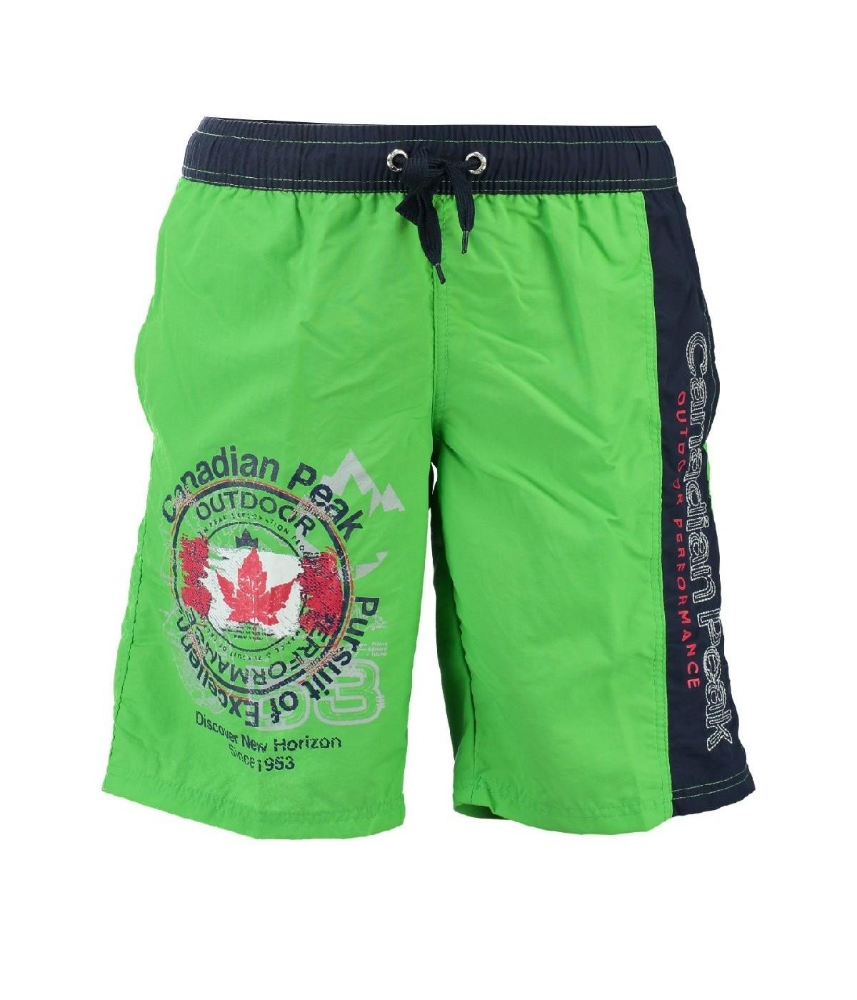 Maillot de Bain Canadian Peak Quapple Men Vert