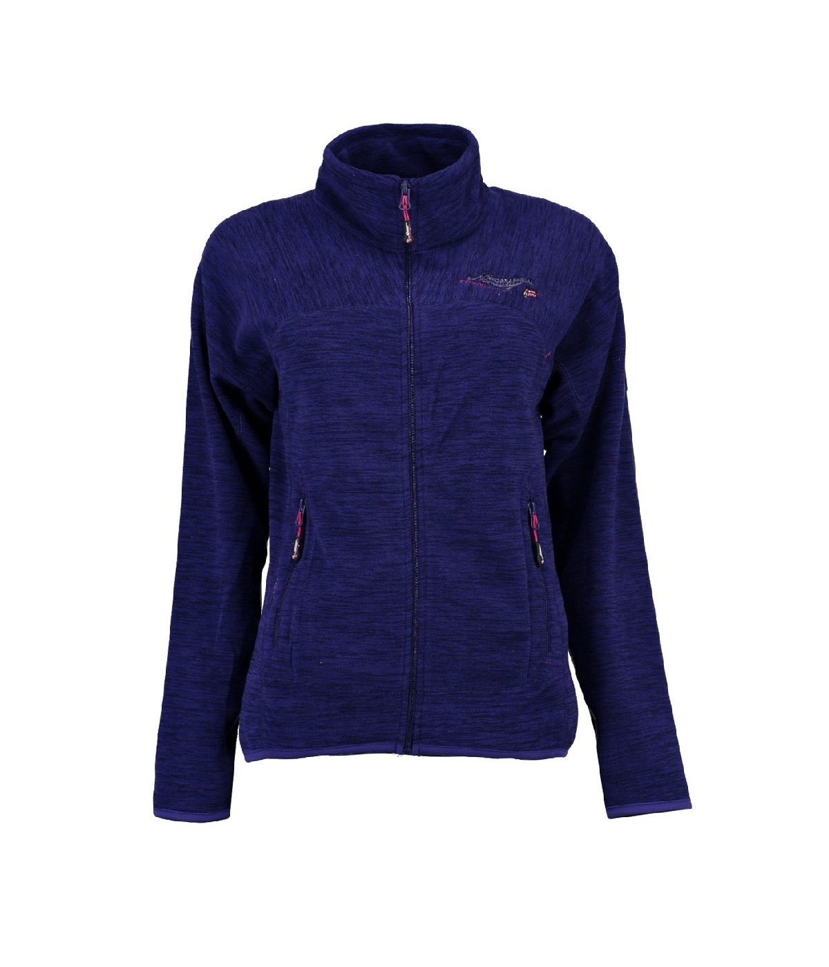 Polaire Femme Geographical Norway Talisman Violet