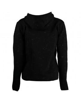 Sweat à capuche Femme Geographical Norway Fashionista Noir