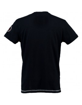 T-shirt Homme Geographical Norway Jajao Noir
