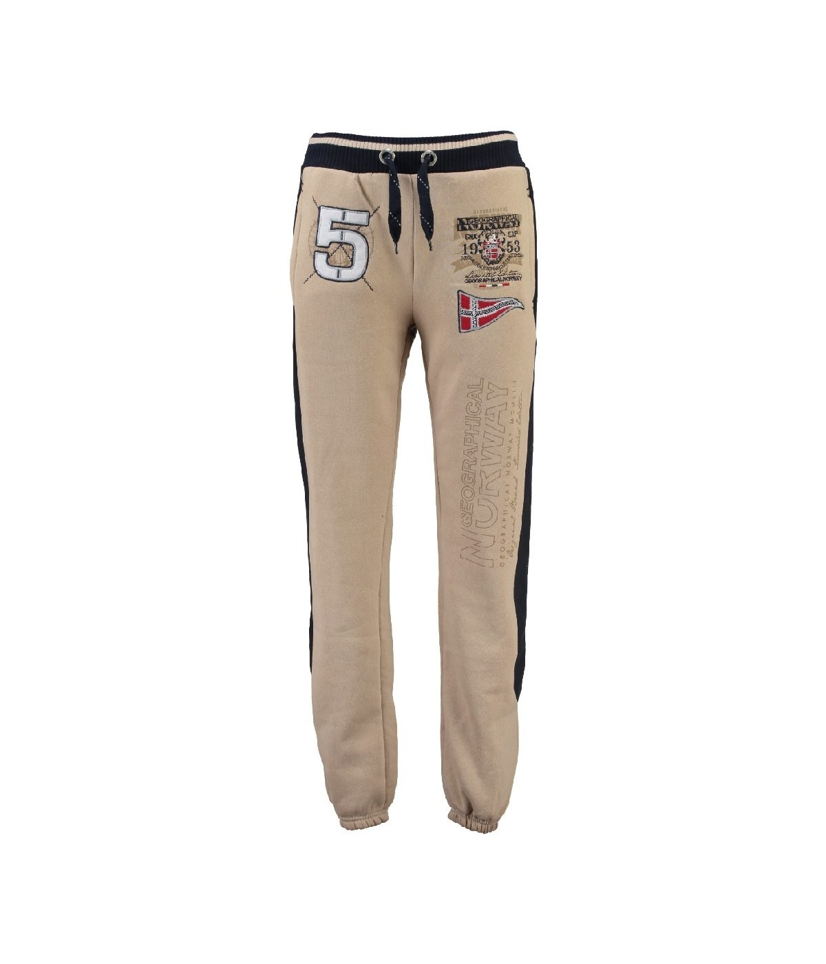 Jogging Geographical Norway Mantibe Beige