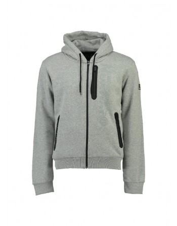 Sweat àcapuche Enfant Geographical Norway Fascarade Gris