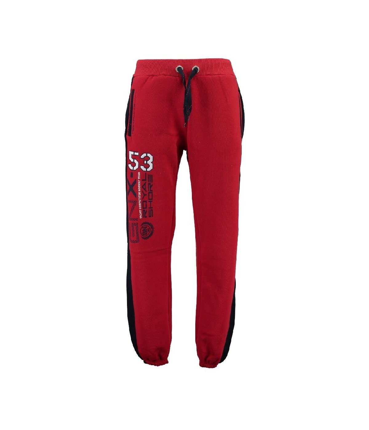 Jogging Enfant Geographical Norway Mapping Rouge