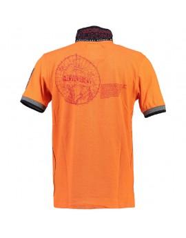 Polo Enfant Geographical Norway Kantibe Orange