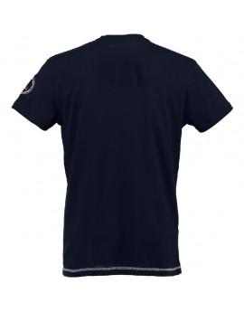 T-shirt Enfant Geographical Norway Jajao Marine