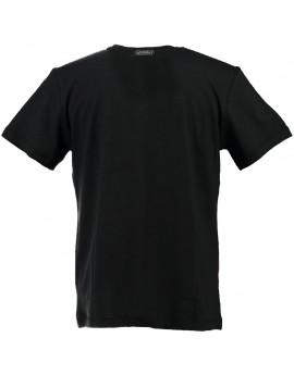 T-shirt Enfant Geographical Norway Jantartic Noir