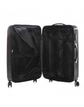 Set de 3 Valises Geographical Norway Softless Gris