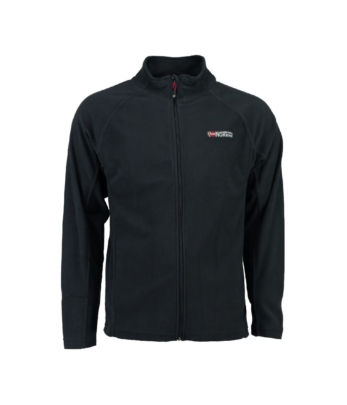 Micro Polaire Homme Geographical Norway Tug Full Zip Marine