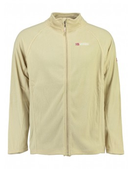 Micro Polaire Homme Geographical Norway Tug Full Zip Beige