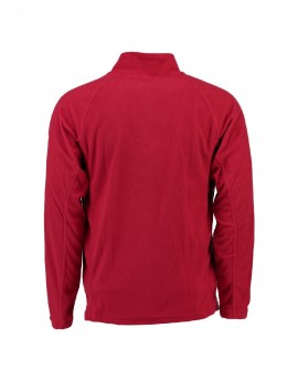 Micro Polaire Homme Geographical Norway Tug Full Zip Rouge