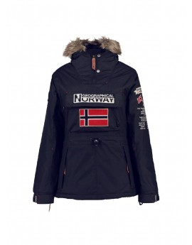 Parka Fille Geographical Norway Boomera Marine