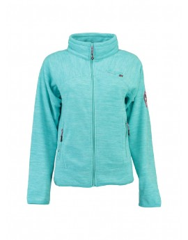 Polaire Fille Geographical Norway Tyrell Turquoise