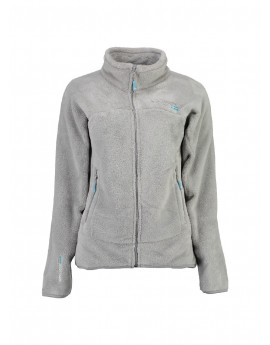 Polaire Fille Geographical Norway Unicorne Gris