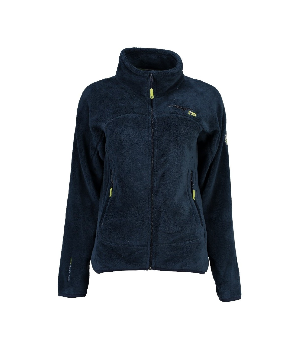 Polaire Fille Geographical Norway Unicorne Marine