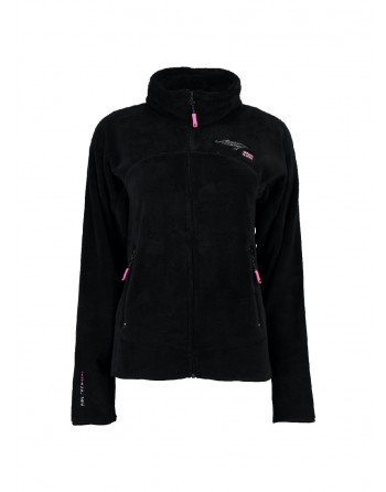 Polaire Femme Geographical Norway Unicorne Noir