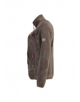 Polaire Femme Geographical Norway Unicorne Taupe
