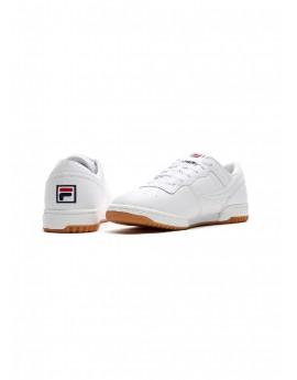 Basket Homme Fila Original Fitness Blanc