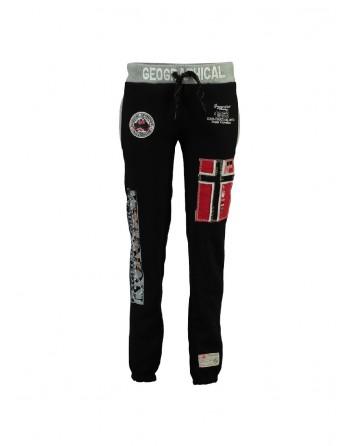 Jogging Enfant Geographical Norway Myer Noir