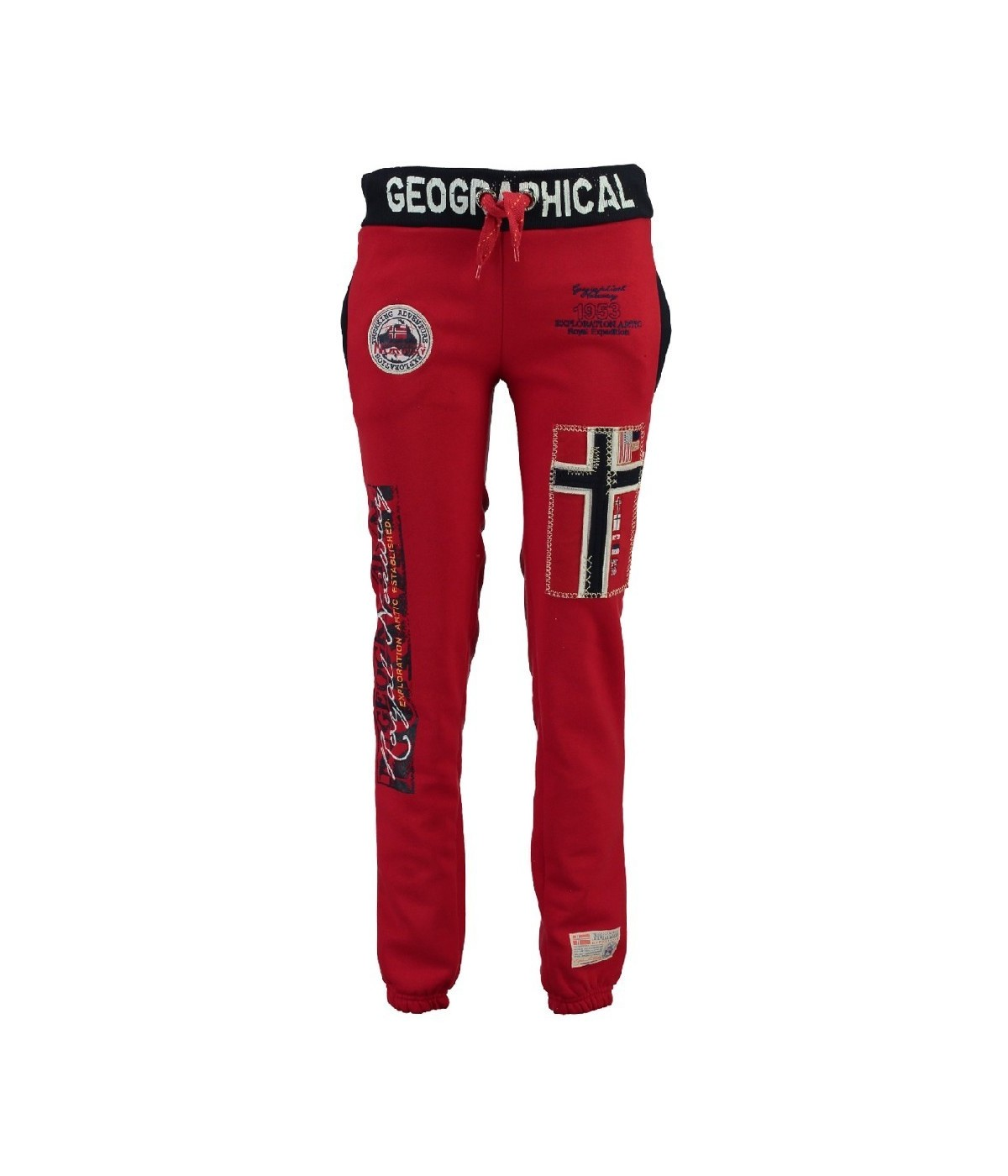 Jogging Enfant Geographical Norway Myer Rouge