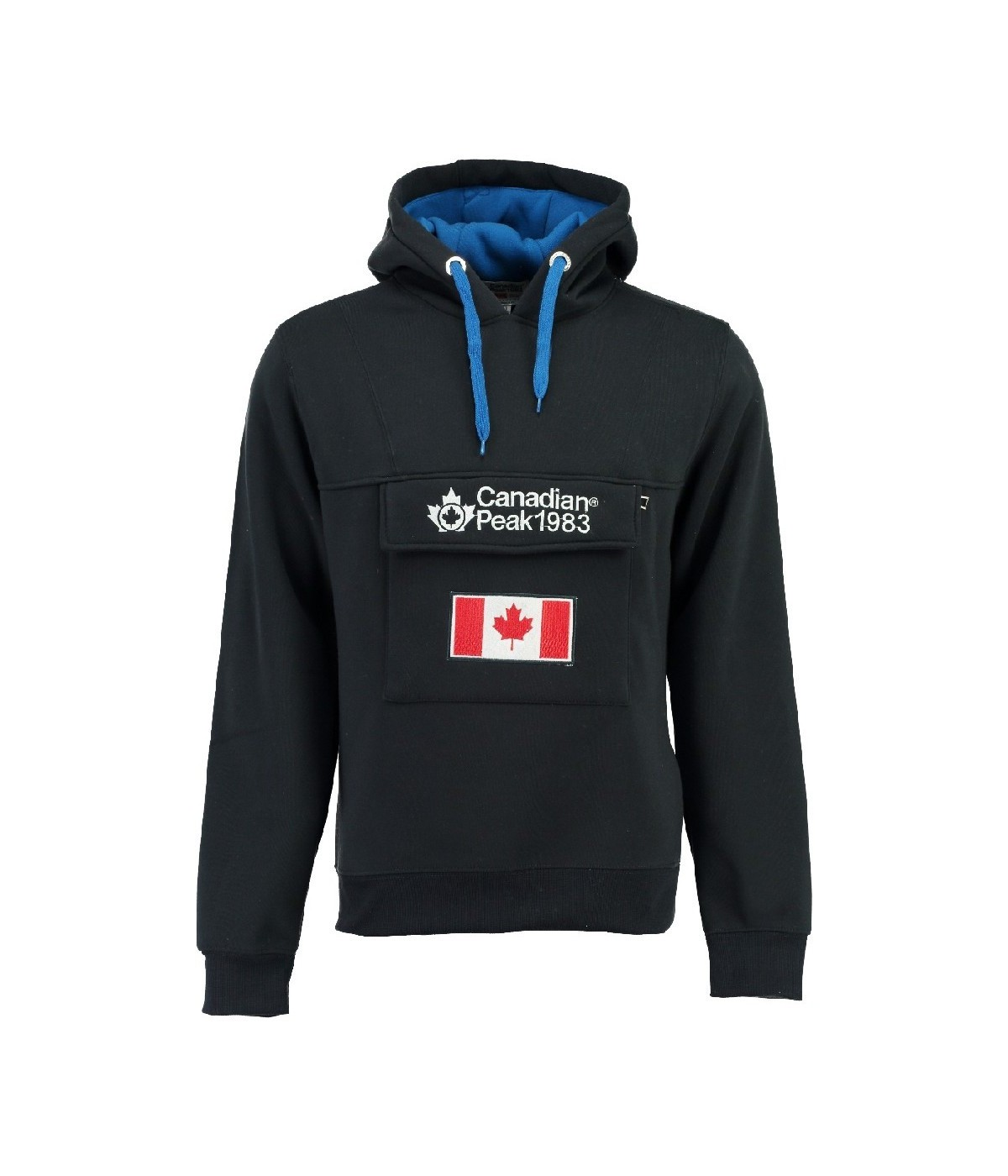 sweat homme canadian peak gadreak marine showroomvip. Black Bedroom Furniture Sets. Home Design Ideas
