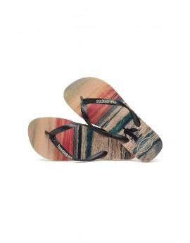 Tong Homme Havaianas Hype Soleil Couchant