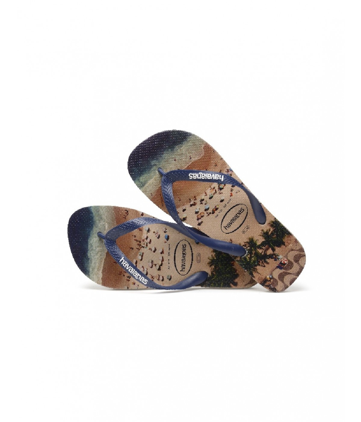 Tong Homme Havaianas Hype Plage