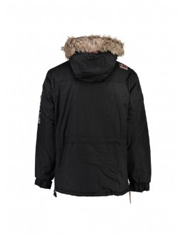 Parka Homme Geographical Norway Boomerang Noir