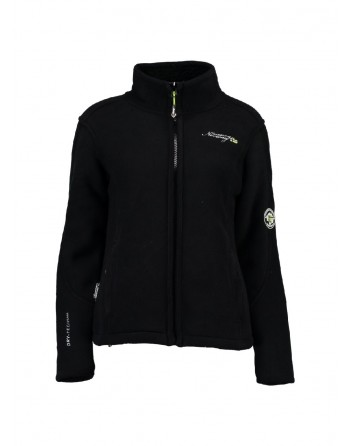 Polaire Femme Geographical Norway Tapir Noir
