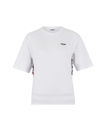 Tshirt Femme FILA Talita Blanc