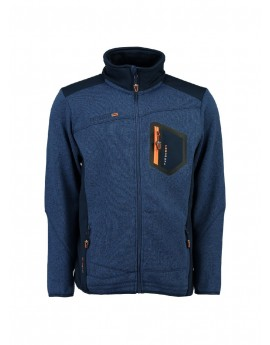 Polaire Homme Geographical Norway Urval Bleu