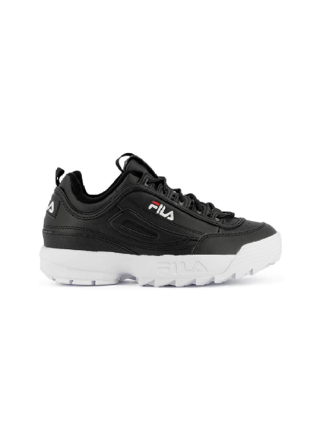 chaussure fila enfant noir