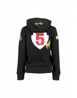 Sweat Enfant Geographical Norway Fanille Noir