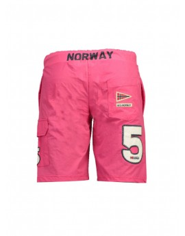 77d4753f6f ... Maillot de Bain Homme Geographical Norway Quorban B Rose