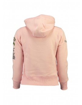 Sweat Femme Geographical Norway Gymclass New Rose