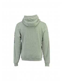 Sweat Femme Geographical Norway Gymclass New Gris Clair