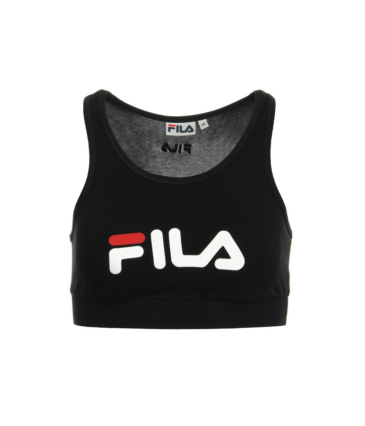 NoirShowroomvipTops Top Fila Femme Other Crop gYbyIf67v