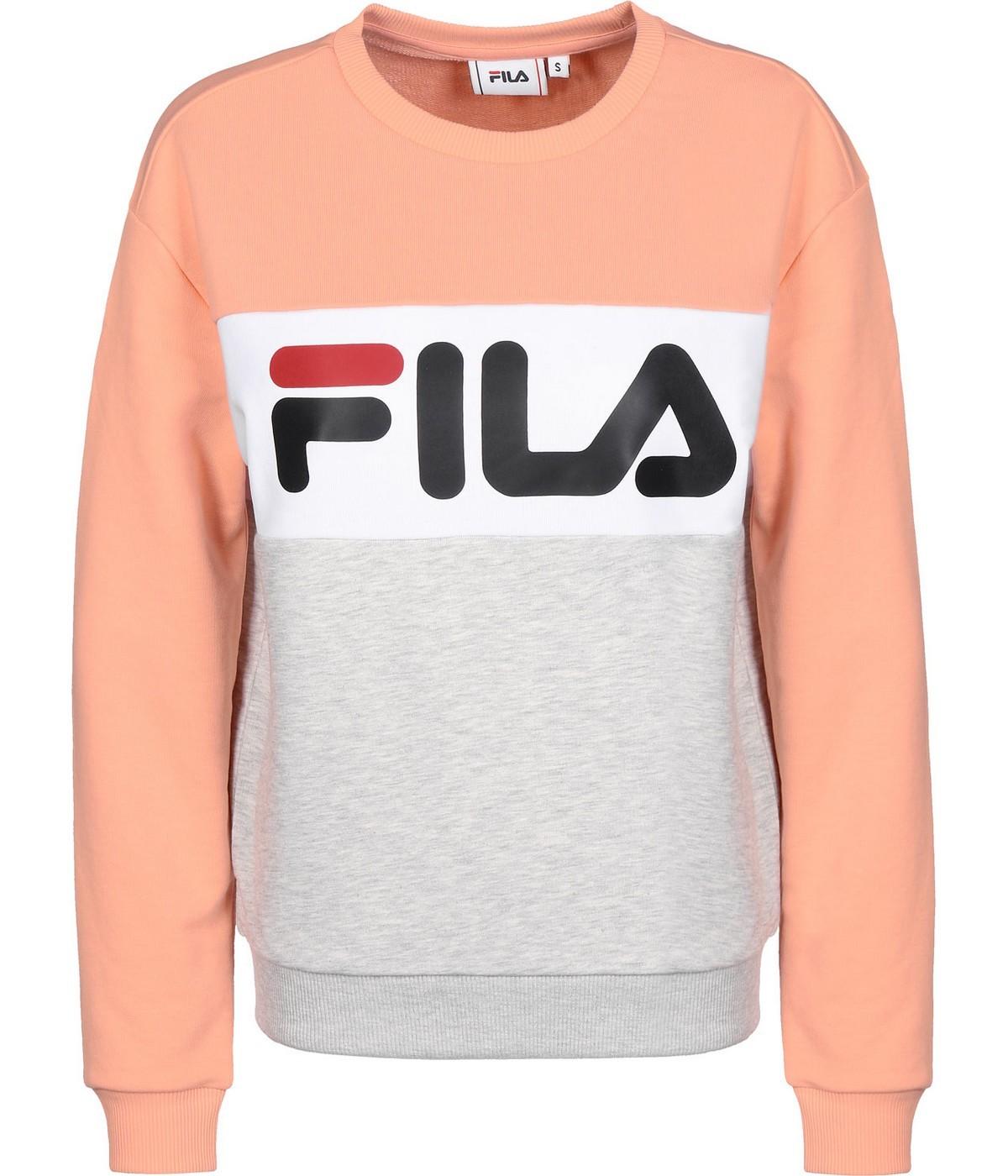 FILA SWEAT SHIRT FEMME leah crew sweat 687043