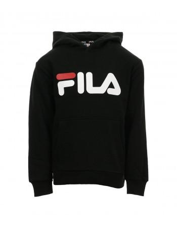 Sweat Enfant FILA Classic Logo Noir