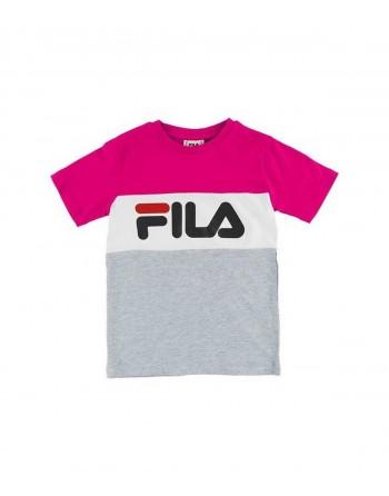 Tshirt Enfant FILA Classic Day Gris Clair