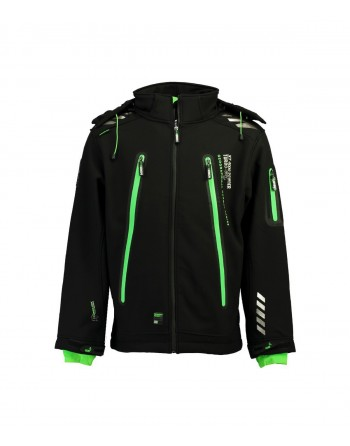 Softshell Homme Geographical Norway Torry Noir