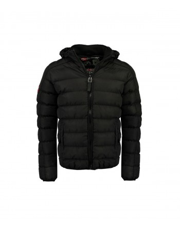 Doudoune Homme Geographical Norway Bombe Noir